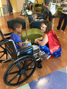 Children Hospital Visits 2