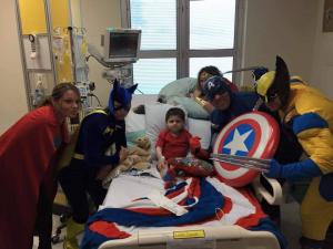 Children Hospital Visits